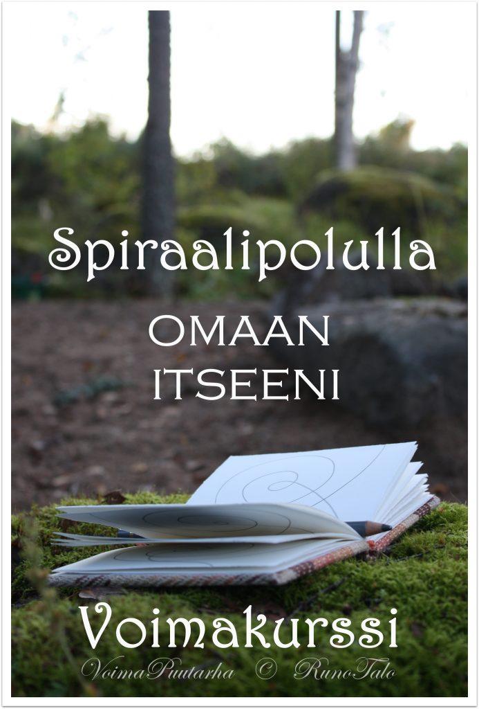 Ensimmäinen spiraalipolun kirjani