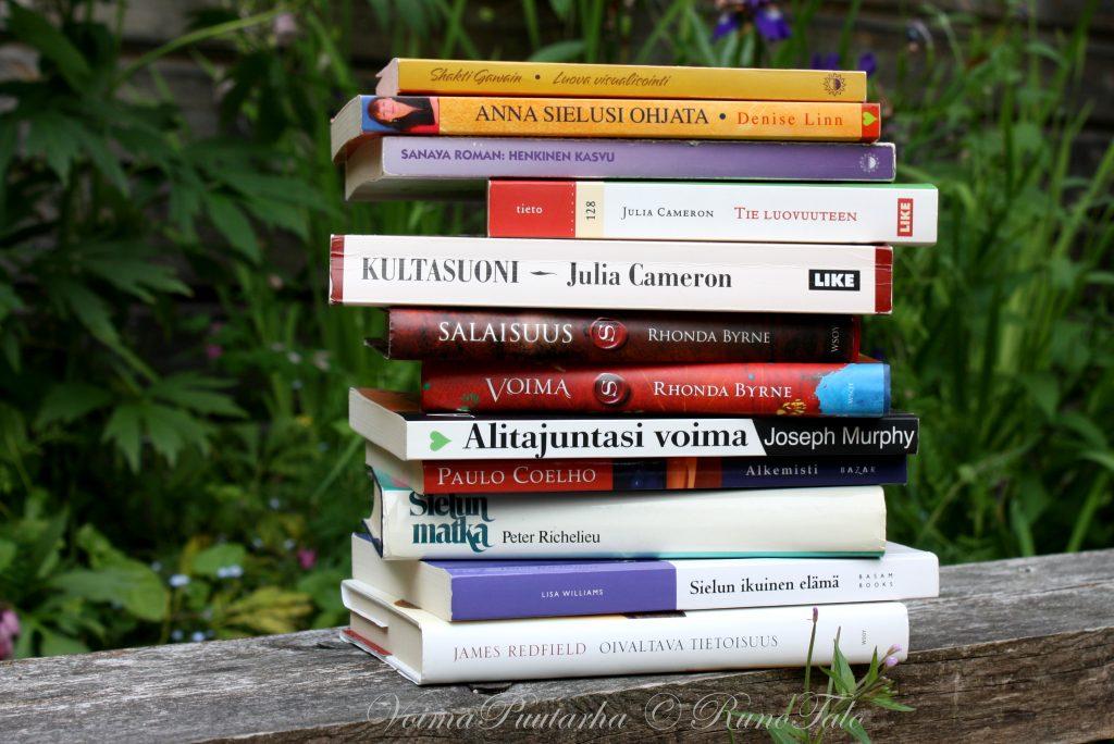 Kirjahyllyssäni