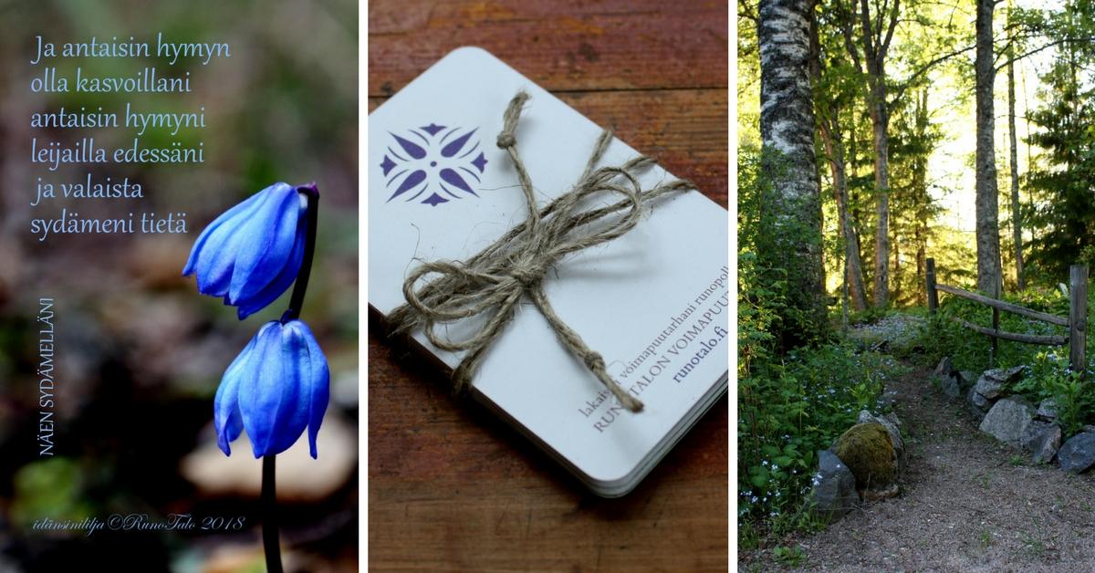 tilaa oma runopolkujen lakaisupakkauksesi